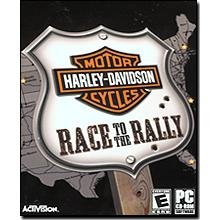 Harley Davidson Motor Cycles – Race to The Rally
