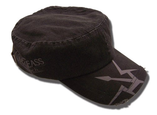 Code Geass: Black Knights Military Cap