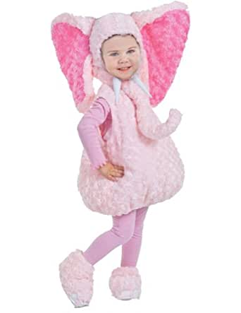 Pink Elephant Toddler Costume 1824 Months  Toddler Halloween Costume