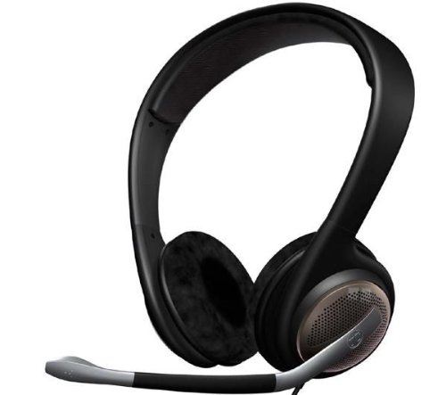 Sennheiser PC166 PC Headset, Over Head