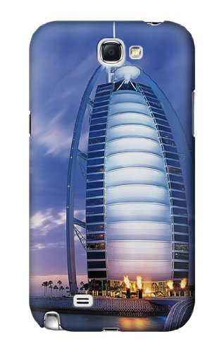 S0853 Dubai Surf Center Case Cover for Samsung Galaxy Note 2