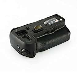 DSTE Pro D-BG5 Vertical Battery Grip for Pentax K-3 K3 SLR Digital Camera as D-LI90