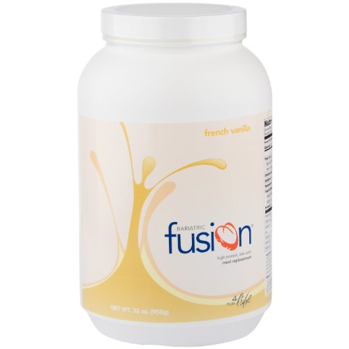Bariatric Fusion Meal Replacement - French Vanilla (25 Servings)