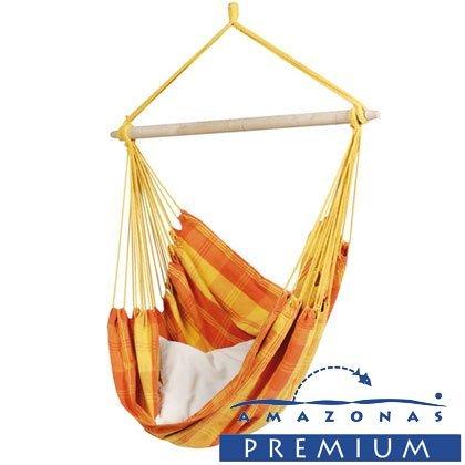Hängesessel Relax Orange von Amazonas Nr. EL-1952230 online kaufen