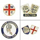 Bolton Wanderers Pin Badge Set