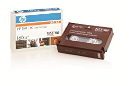 Hewlett Packard Dat160 Tape Cartridge (C8011A)