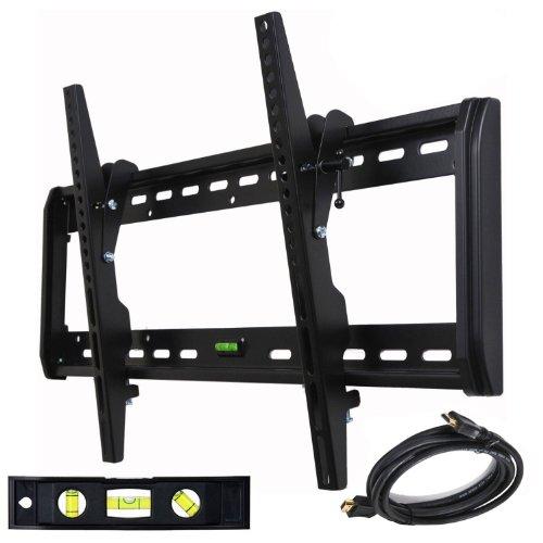 "Videosecu Tilt Tv Wall Mount Bracket For Lg 47"" 47Lv3700 47Ls4500 47Lv4400 47Lv5500 47Lw5300 47Lw5600 47Lw6500 1080P Led Lcd Tv Mf607B 3Qh"