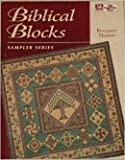 img - for Biblical Blocks (Sampler Series) by Rosemary Makhan (1993-11-04) book / textbook / text book