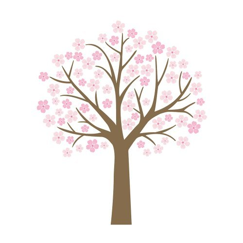 Babies R Us Cherry Blossom Wall Decals