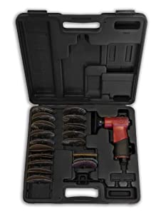 Chicago Pneumatic CP7202D Mini Disc Sander Kit by Chicago Pneumatic