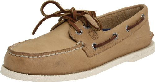 Sperry Top-Sider Men's Authentic Original Boat Shoe,Oatmeal,10 M US