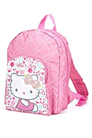 Hello Kitty Spotted Rucksack