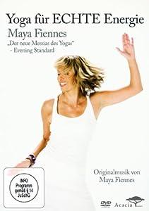 Maya Fiennes - Yoga für ECHTE Energie