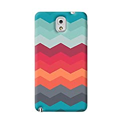 New Note3 Multi Color Pattern Phone Back Cover 103