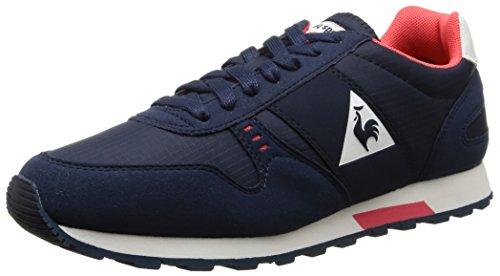 Le Coq Sportif Kl Runner Neon - Zapatillas de deporte Hombre, Azul - Bleu (Dress Blue), EU 45