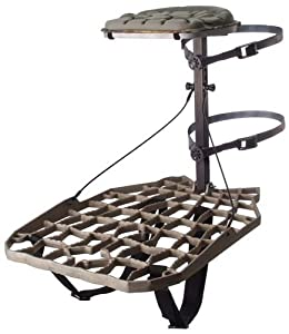 Lone Wolf Alpha Treestand by Lone Wolf Treestands