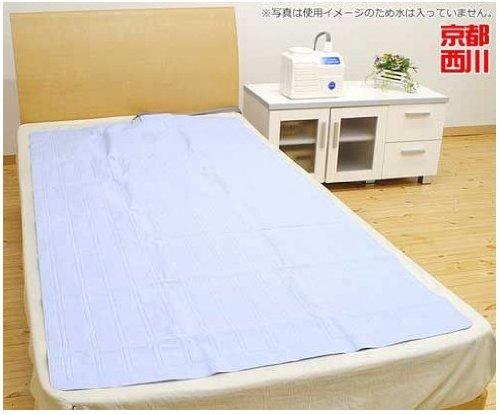 京都西川 クールウォーターマット (90×180cm) CWM-3010 シングルサイズ