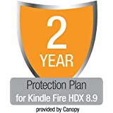 2-Year Protection Plan with Accident & Theft Cover for All-New Kindle Fire HDX 8.9