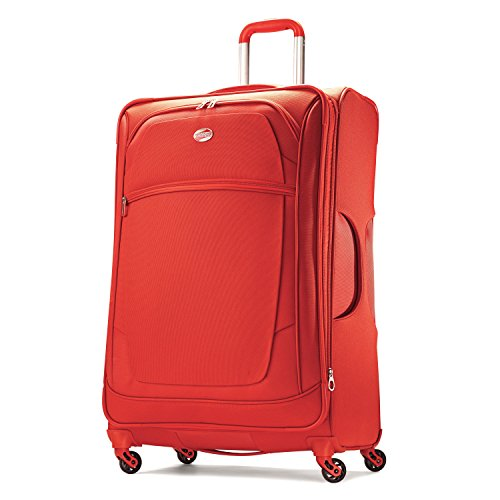 American Tourister Ilite Xtreme Spinner 29, Orange, One Size