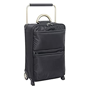 "The Worlds Lightest Luggage Sub Zero G 19 "" Inch Wheeled Bag Suitcase Trolley 49 by Members Luggage"