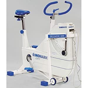 Sport and Medical Electronic Ergometer Bike by Monark Sports & Medical