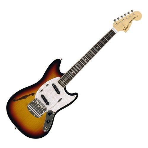 Fender Japan Mg/Ho 3Ts 3 Tone Sunburst Mustang Electric Guitar (Japan Import)