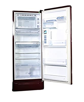 Whirlpool 260 Imfresh Roy 5S Direct-cool Single-door Refrigerator (245 Ltrs, WINE EXOTICA)