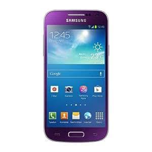 Samsung Galaxy S4 Smartphone (12,7 cm (4,9 Zoll) AMOLED-Touchscreen, 16GB interner Speicher, 13 Megapixel Kamera, LTE, Android 4.2) - Lila [EU-Import]