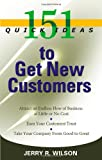 151 quick ideas to get new customers /