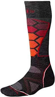 Smartwool Mens PhD Ski Medium Socks