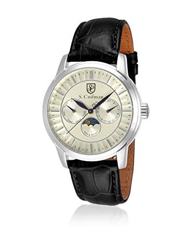 S. Coifman Reloj de cuarzo Man SC0211 43 mm