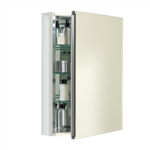 Zenith mra2026 beveled mirror medicine cabinet 20 inch for Zenith bathroom cabinets