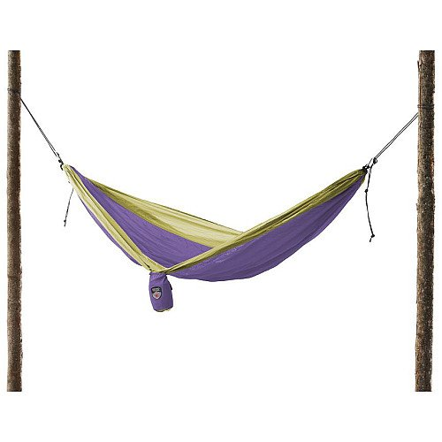 Grand Trunk Double Parachute Nylon Hammock - Choose Color Double