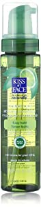 Kiss My Face Organic Hold Up! Styling Mousse, 8.5-Ounce Bottles (Pack of 3)