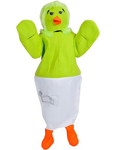 Adult Orville the Duck Fancy Dress Costume