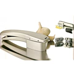 Amco Garlic Press & Slicer by Amco