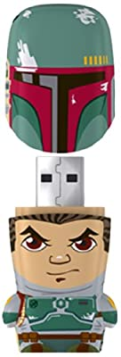 Mimobot Star Wars Boba Fett 4GB USB Flash Drive from Mimobot