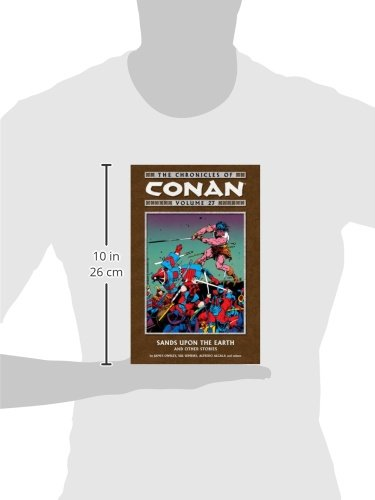 CHRONICLES OF CONAN 27 SANDS UPON EARTH