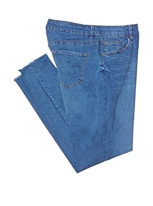 New Look Pantalón (Azul)