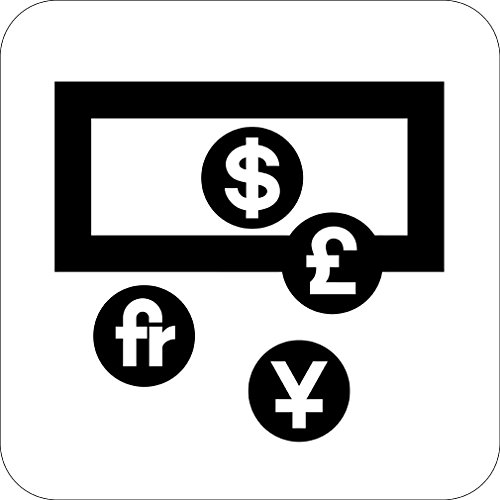 currency-exchange-bank-transportation-public-service-aluminum-metal-sign-18-in-x-18-in