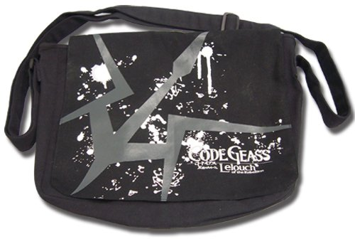 Code Geass Lelouch of the Rebellion Black Knight Messenger Bag