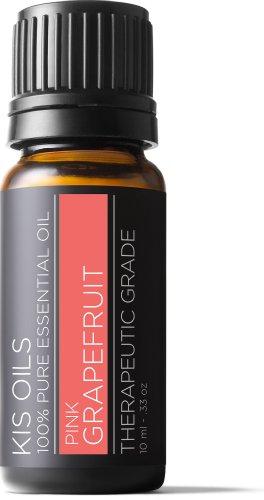 Grapefruit (Pink)100% Pure Essential Oil Therapeutic Grade- 10 Ml (Grapefruit (Pink), 10ml)
