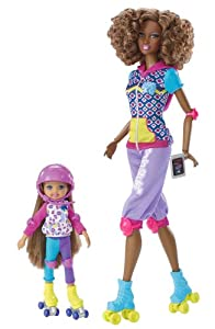 Barbie So In Style Sis Kara And Kianna Dolls by Mattel