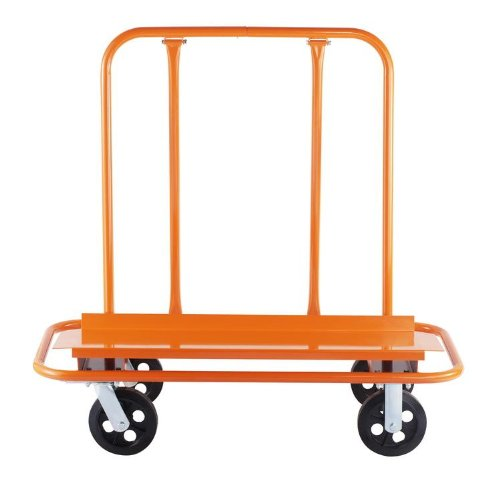 Pentagon Tool Professional Heavy Duty Wall Fetcher Pro Drywall Cart/Dolly