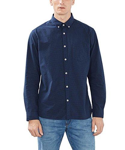 esprit-mens-mit-vichy-karo-leisure-shirt-blue-navy-400-large