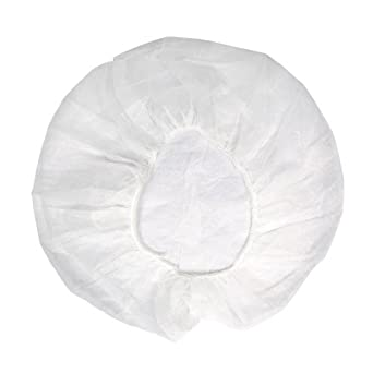 ProWorks DA-BC210  Bouffant Cap 21 Inch Disposable Polypropylene 500 caps per Case