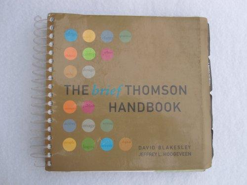 The Brief Thomson Handbook (USF Handbook)