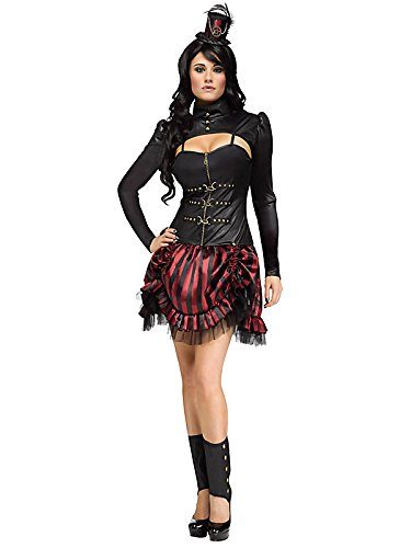 Steampunk Sally Spat Adult Costume