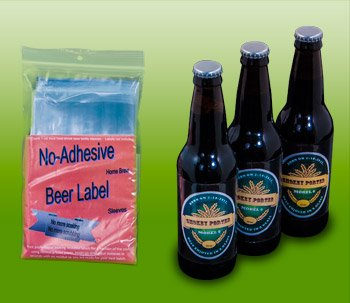 Home Brew Beer Label for 12 oz Bottles (Beer Label Paper compare prices)
