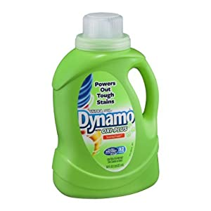 Dynamo Oxi Plus Sunrise Fresh Laundry Detergent 50 oz